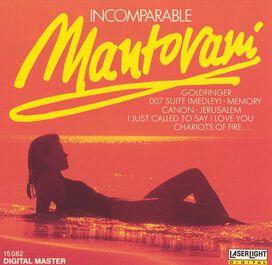 The Mantovani Orchestra - Incomparable Mantovani [Laserlight Box Set]