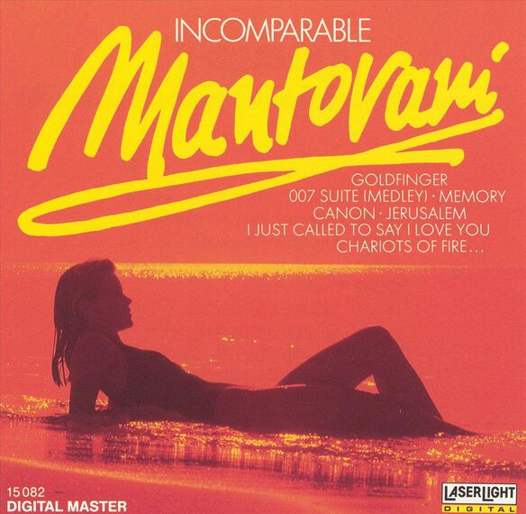 Mantovani 3 Cd Box Set292
