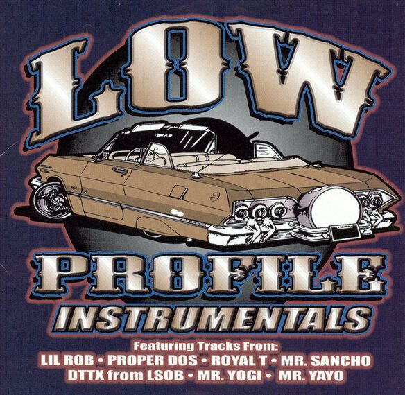 Low Profile Instrument V1