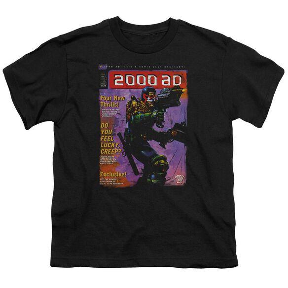 Judge Dredd 1067 Short Sleeve Youth T-Shirt