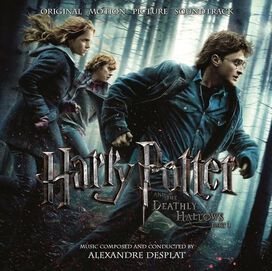 Alexandre Desplat - Harry Potter and the Deathly Hallows, Pt. 1 [Original Motion Picture Soundtrack]