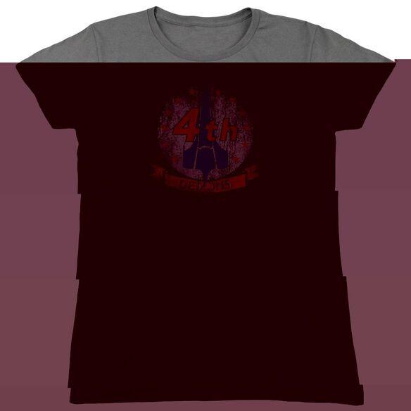 BSG DEMONS BADGE-S/S T-Shirt