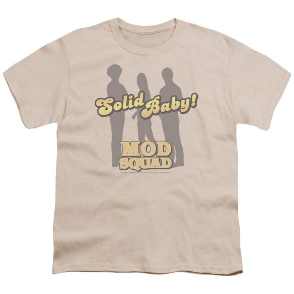 Mod Squad Solid Mod Short Sleeve Youth T-Shirt