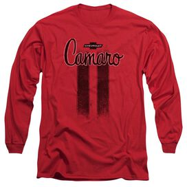 Chevrolet Camaro Stripes Long Sleeve Adult T-Shirt