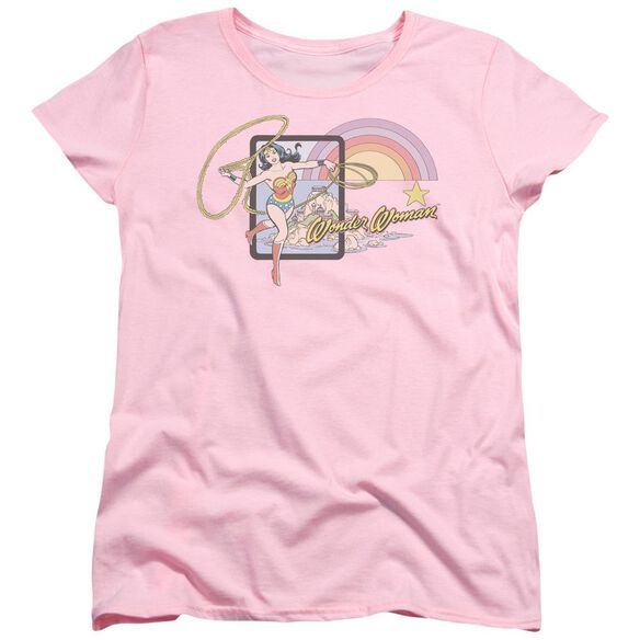Dc Island Princess Short Sleeve Womens Tee T-Shirt