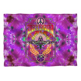 Jefferson Airplane Take Off Pillow Case
