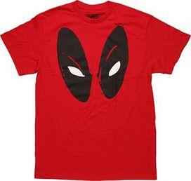 Deadpool Eyes T-Shirt