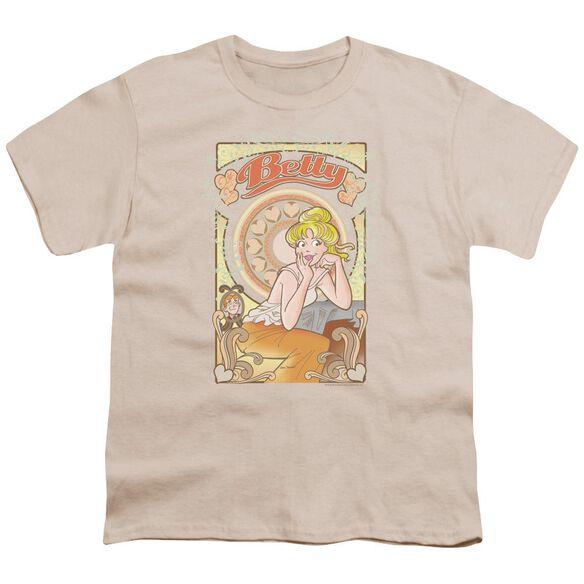 Archie Comics Art Nouveau Beauty Short Sleeve Youth T-Shirt