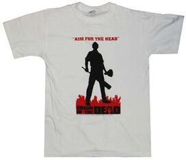 Shaun of the Dead Aim Silhouette T-Shirt