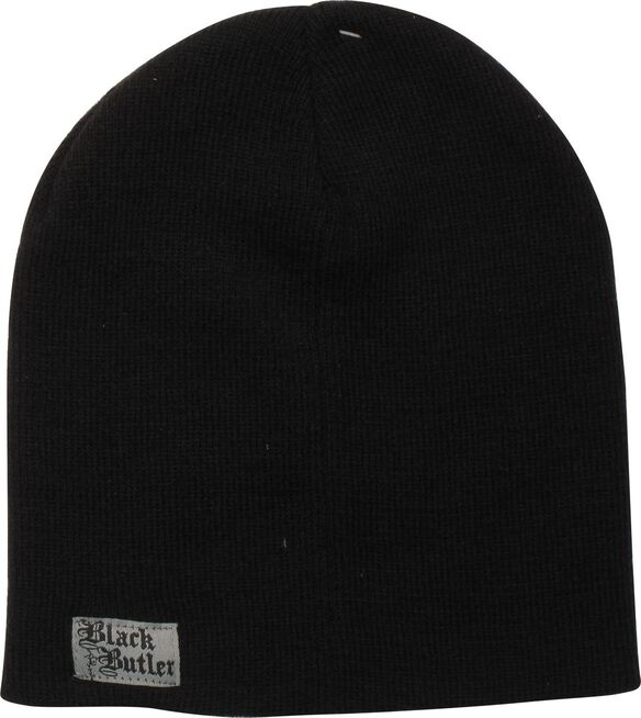 784f690f7b8 Images. Black Butler Purple Logo Slouch Beanie