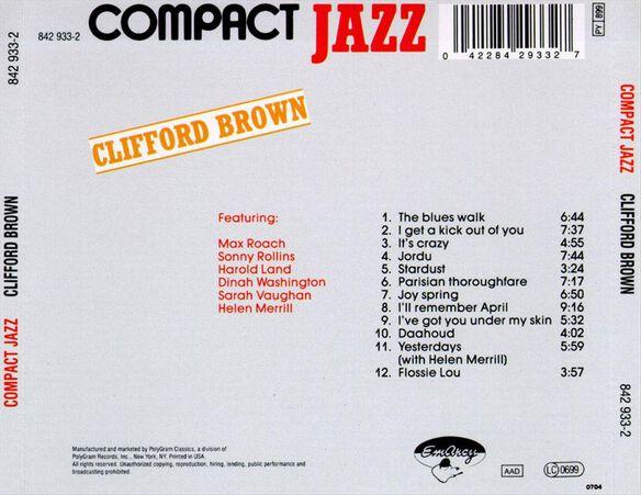 Compact Jazz 0890