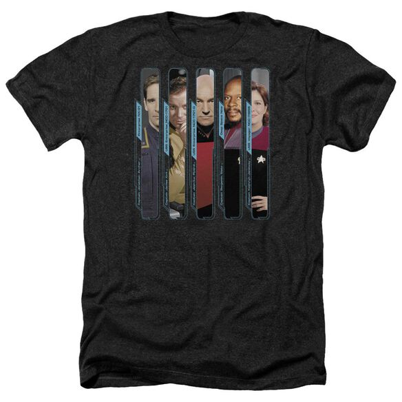 Star Trek The Captains Adult Heather