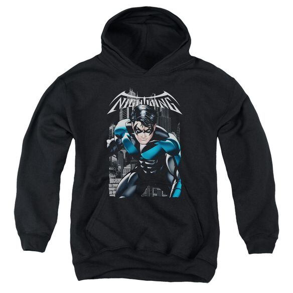 Batman A Legacy Youth Pull Over Hoodie