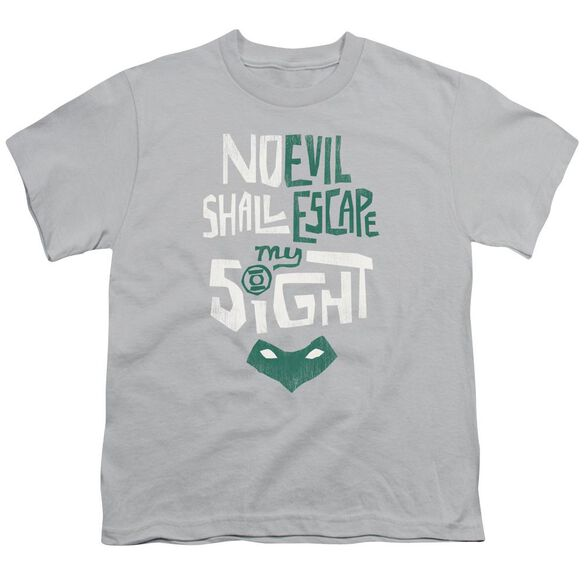 Green Lantern My Sight Short Sleeve Youth T-Shirt