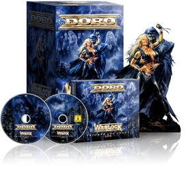 Doro - Warlock - Triumph & Agony Live (Blu-Ray/8 inch Doro & Warlock Figure)