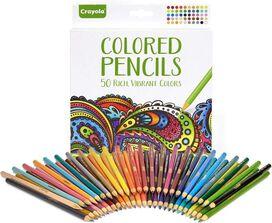 Crayola Colored Pencils [50 count]