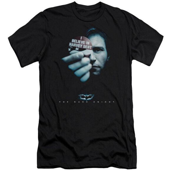 Dark Knight Harvey Dent Short Sleeve Adult T-Shirt