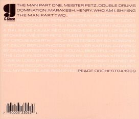 Peter Kruder - Peace Orchestra