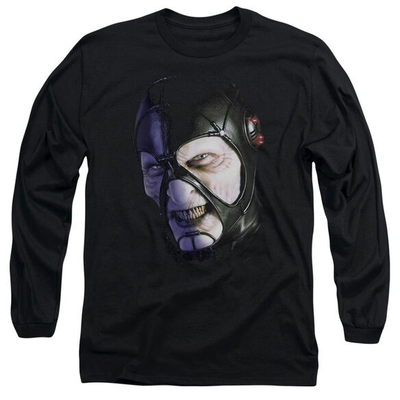 FARSCAPE KEEP SMILING - L/S ADULT 18/1 - BLACK T-Shirt