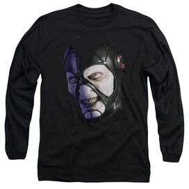 Farscape Keep Smiling Long Sleeve Adult T-Shirt