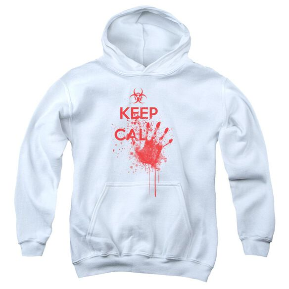 Keep Cal Youth Pull Over Hoodie