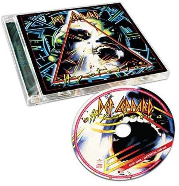 Hysteria (30 Th Anniversary Edition) (Rmst)
