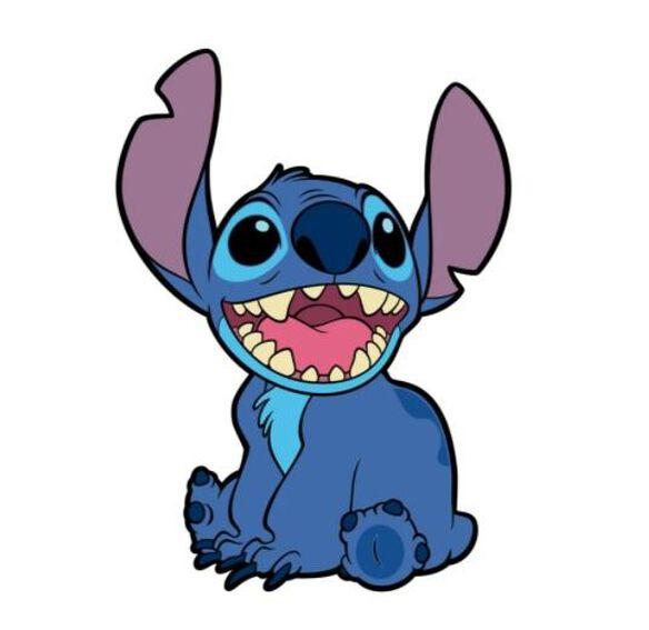 Disney - Stitch (Sitting) FiGPiN