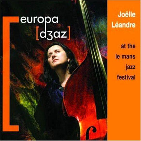 Jo Lle L Andre - Joelle Leandre at the Le Mans Jazz Festival
