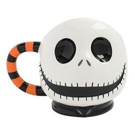 Nightmare Before Christmas - Jack 20 oz. Sculpted Mug
