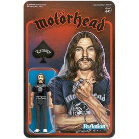 Motorhead Lemmy ReAction Figure
