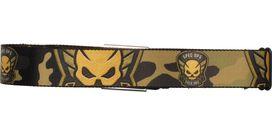 Resident Evil Special Ops Field Unit Logo Camo Seatbelt Mesh Belt