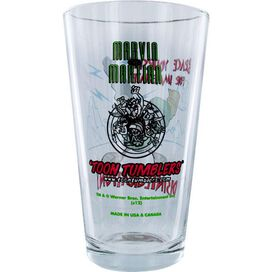 Looney Tunes Marvin the Martian Pint Glass
