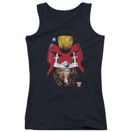 Judge Dredd Dredd's Head Juniors Tank Top