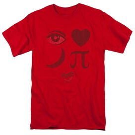 Moon Pie Eye Pie Short Sleeve Adult T-Shirt