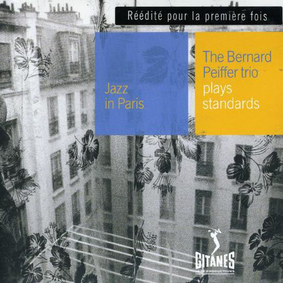 Plays Standards: Jazz In Paris