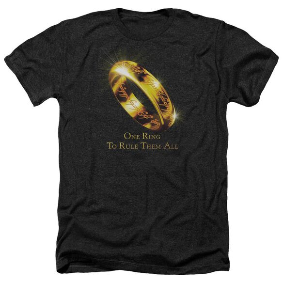 Lor One Ring Adult Heather