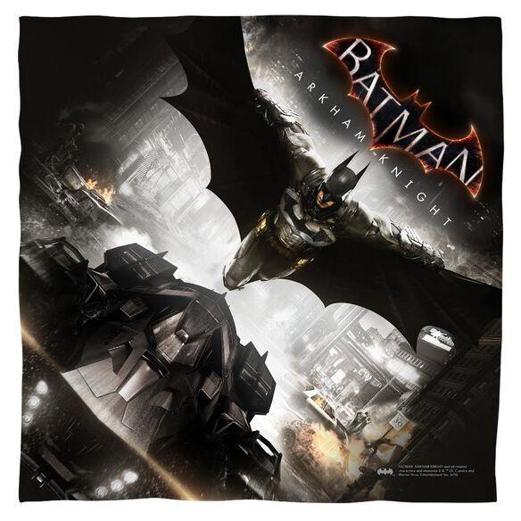 Batman Arkham Knight Arkham Knight Poster Bandana