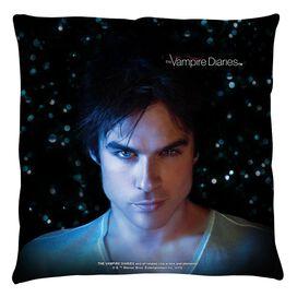 Vampire Diaries Damon Eyes Throw