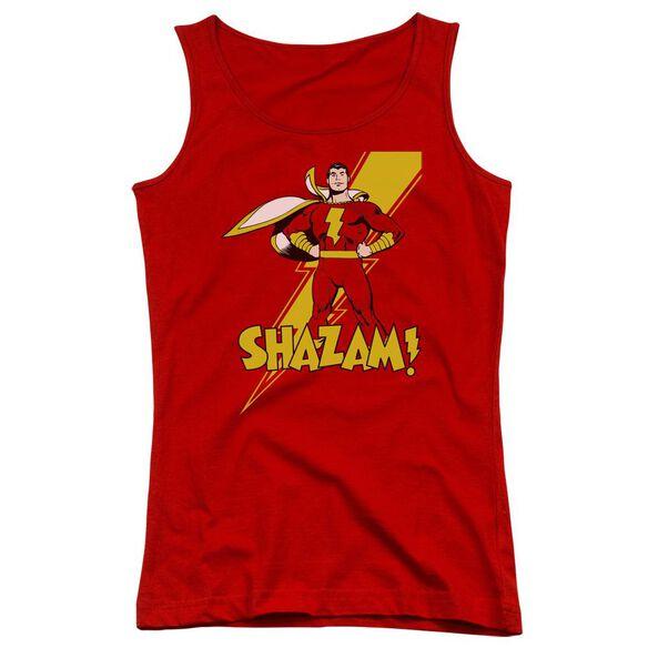 Dc Shazam! Juniors Tank Top