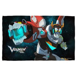 Voltron Defender Of The Universe Towel White