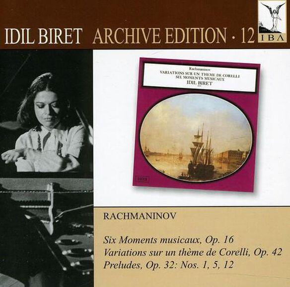 Idil Biret Archive Edition 12