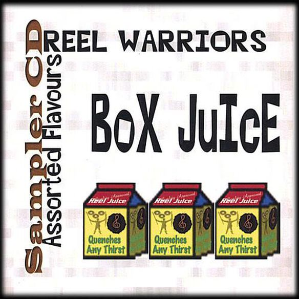 Reel Warriors - Box Juice