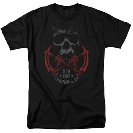 SONS OF ANARCHY CROSS GUNS-S/S T-Shirt