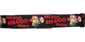 Despicable Me Carl Minion Bee-Doo Seatbelt Mesh Belt