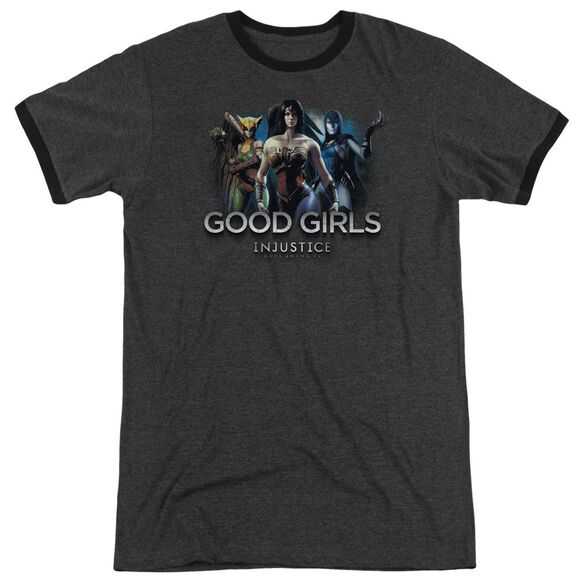 Injustice Gods Among Us Good Girls Adult Heather Ringer Charcoal