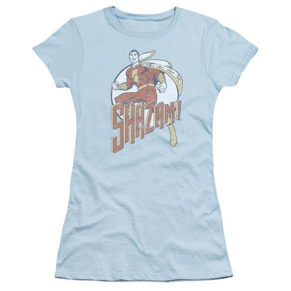 Dc Stepping Out Short Sleeve Junior Sheer Light T-Shirt