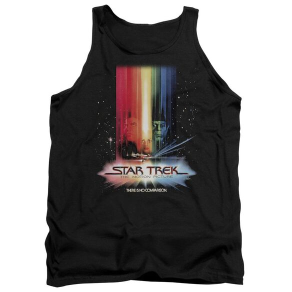 Star Trek Motion Picture Poster Adult Tank