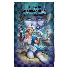 Zenescope Alice Bath Towel