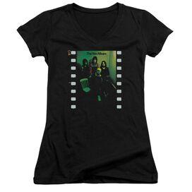 Yes Album Junior V Neck T-Shirt