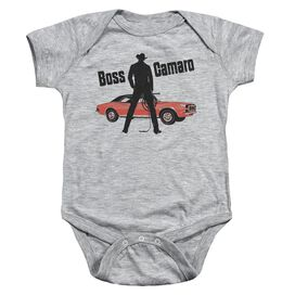 Chevrolet Boss Infant Snapsuit Athletic Heather
